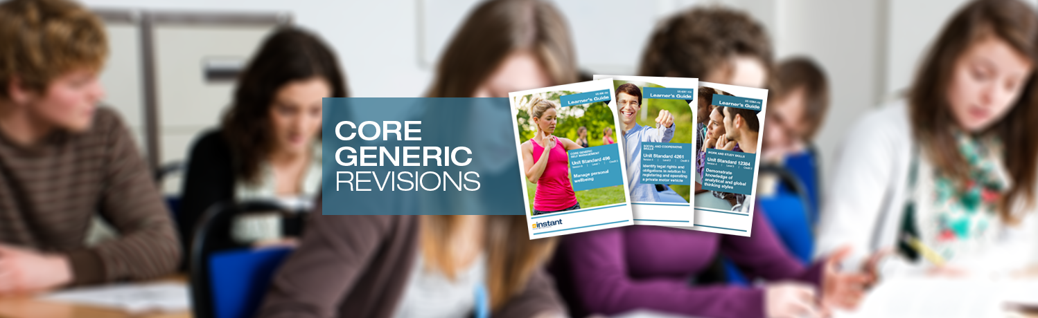 Core Generic Revisions