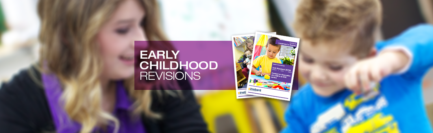 Early Childhood Revisions