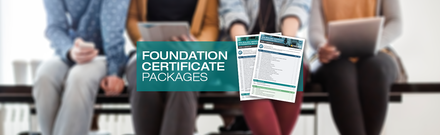 Foundation Certificate Packages